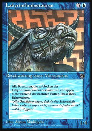 Heimatländer - Labyrinthminotaurus