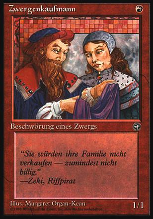 Heimatländer - Zwergenkaufmann