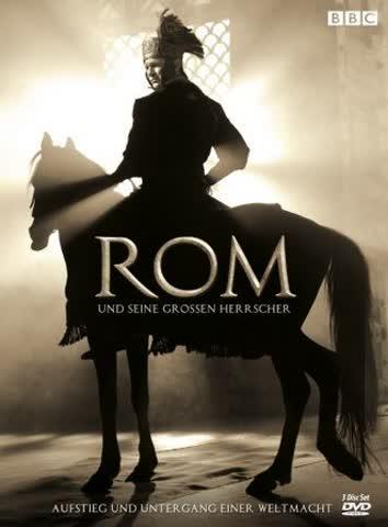 Rom und seine großen Herrscher [3 DVDs]