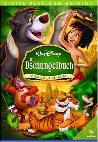 Das Dschungelbuch - Platinum Edition
