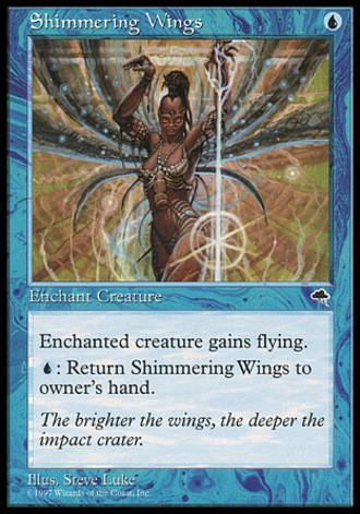 Sturmwind - Schimmernde Flügel