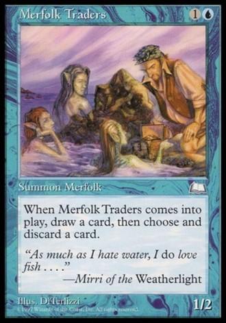 Wetterlicht - Händler des Meervolks