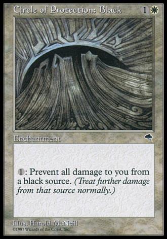 Sturmwind - Schutzkreis gegen Schwarz