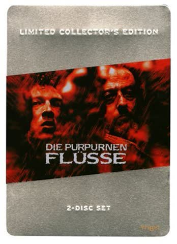 Die purpurnen Flüsse - Limited Collector's Edition [2 DVDs] [Limited Edition]