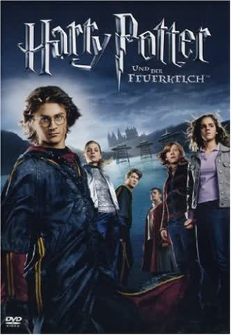 Harry Potter 4(DVD) 1DVD Min: 151DD5.1WS Und der Feuerkelch [Import germany]