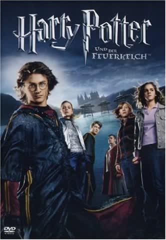 Harry Potter 4(DVD) 1DVD Min: 151DD5.1WS Und der Feuerkelch [Import germany]
