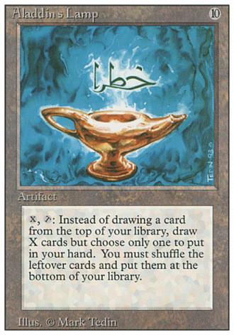 Revised Edition - Aladdin's Lamp