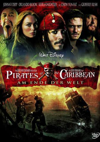 Pirates of the Caribbean - Am Ende der Welt (Einzel-DVD)