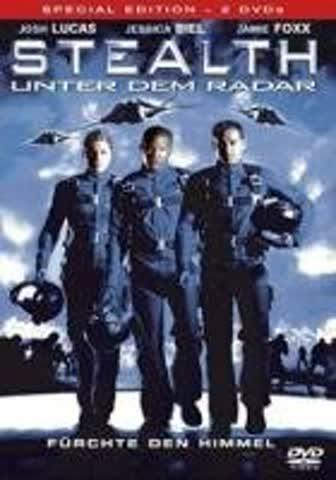 Stealth - Unter dem Radar: Special Edition