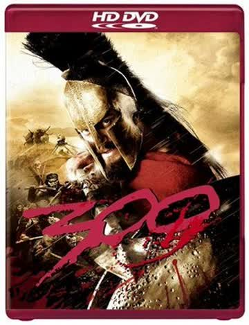 300 [HD DVD] [Import allemand]