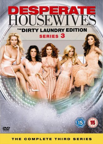 Desperate Housewives- Season 3 [UK Import]