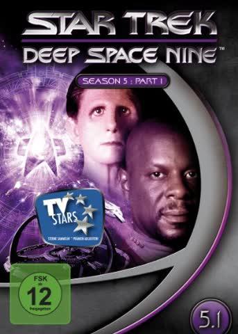 Star Trek - Deep Space Nine: Season 5, Part 1 [3 DVDs]