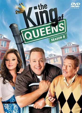 King of Queens - Season 8 [4 DVDs]