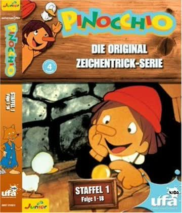 Pinocchio (Staffel 1) (F.1-18)