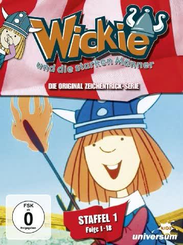 Wickie Und Die Starken Männer - Staffel 1 (Folge 1-18)