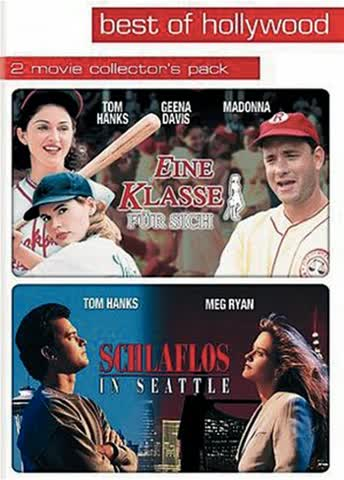 Eine Klasse für sich/Schlaflos in Seattle - Best of Hollywood (2 DVDs)
