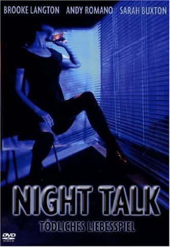 Night Talk - Tödliches Liebesspiel