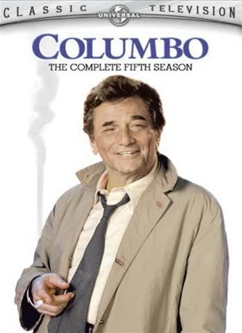 Columbo - Die komplette fünfte Staffel [3 DVDs]