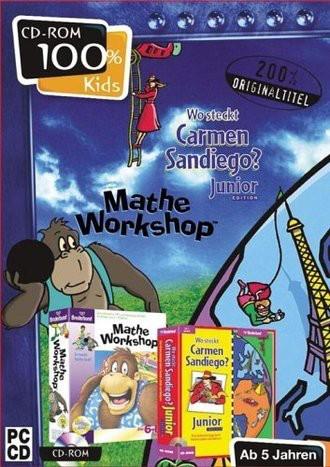 100%Kids: Carmen SanDiego;Junior Edi&Mathe