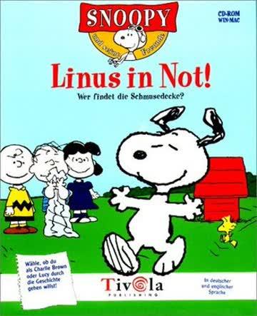Snoopy - Linus in Not