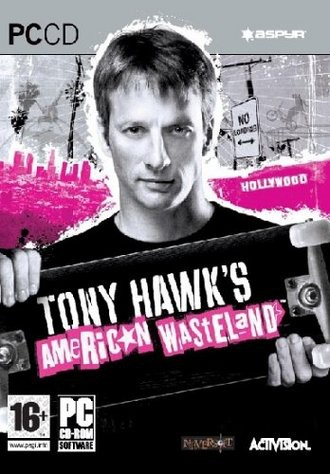 Tony Hawk's American Wasteland (DVD-ROM)