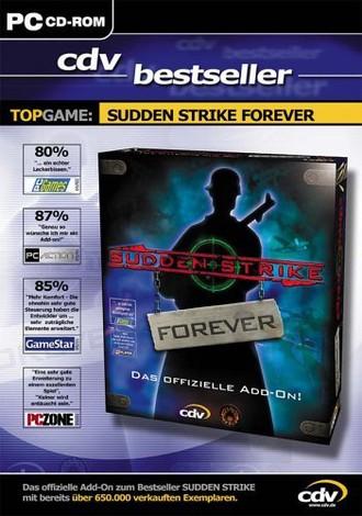 Sudden Strike - Forever Add-On