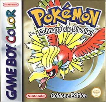 Pokemon - Goldene Edition