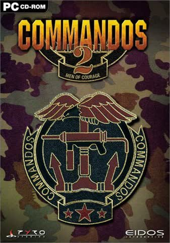 Commandos 2 - Men of Courage