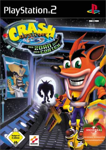 Crash Bandicoot: Der Zorn des Cortex
