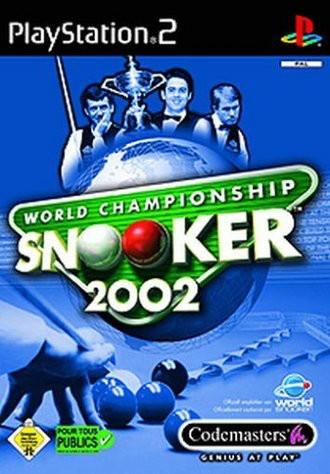 World Championship Snooker 2001
