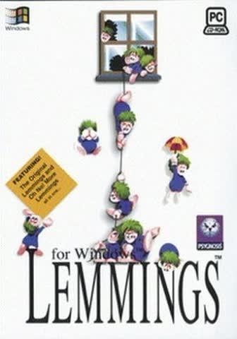 Lemmings für Windows