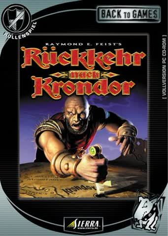 Rückkehr nach Krondor - Back to Games (Pointsoft)