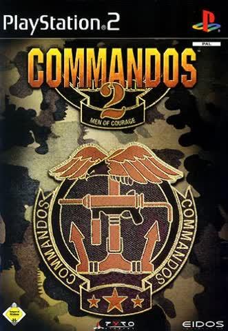 Commandos 2 - Men of Courage