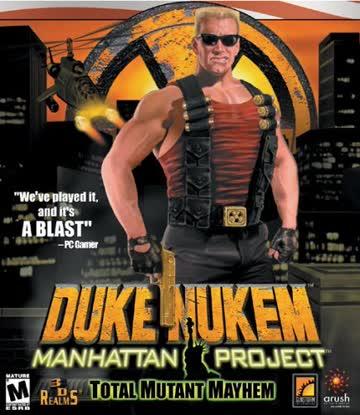 Duke Nukem - Manhattan Project