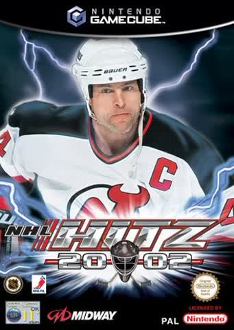 NHL Hitz 2002 [German Version]