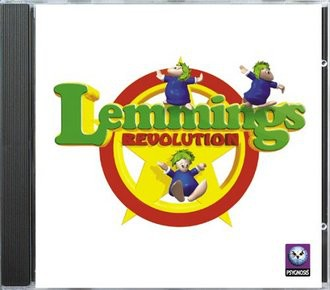 Lemmings Revolution