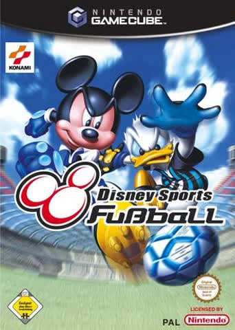 Disney Sports Fußball