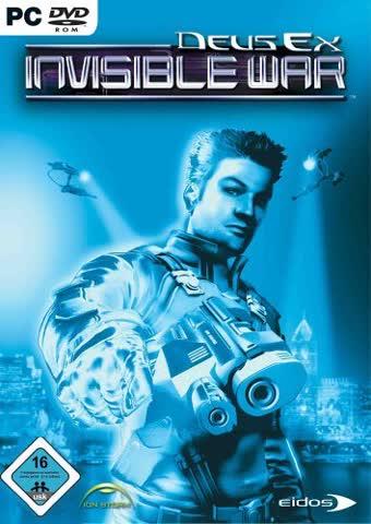 Deus Ex: Invisible War (DVD-ROM)