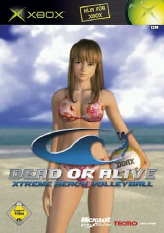 Dead or Alive - Xtreme Beach Volleyball