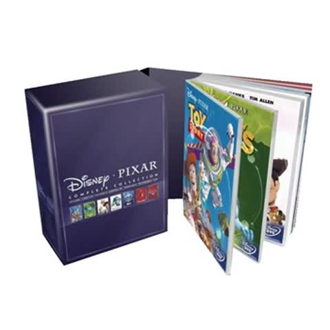 Disney / Pixar Complete Collection [10 DVDs]