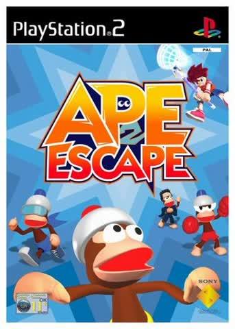 Ape Escape 2