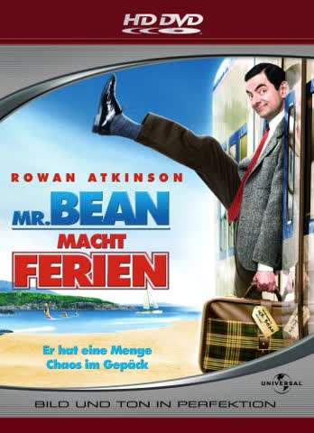 Mr. Bean macht Ferien (HD-DVD)
