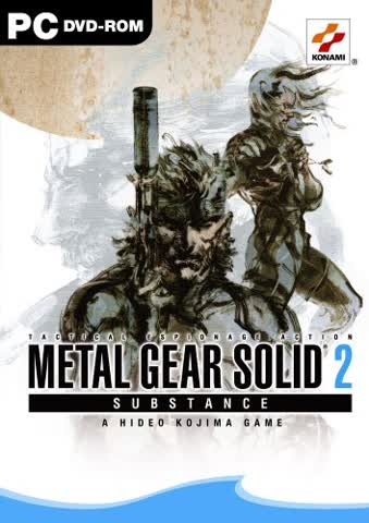 Metal Gear Solid 2 - Substance (DVD-ROM)