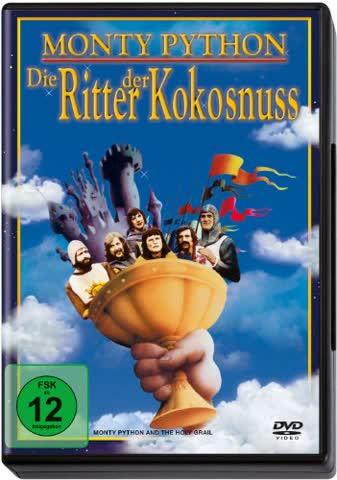 MONTY PYTHON: DIE RITTER DER K [DVD] [1974]