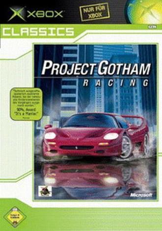 Project Gotham Racing [Xbox Classics]
