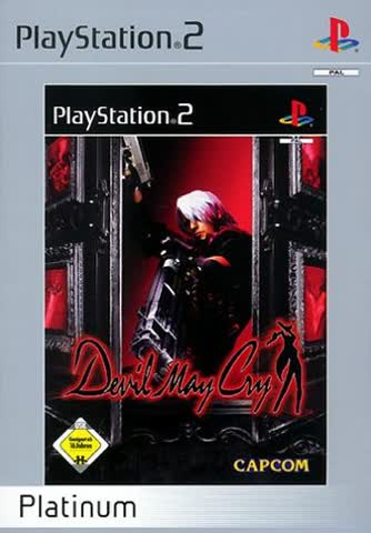 Devil May Cry - Platinum