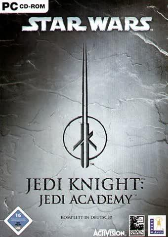 Star Wars - Jedi Knight: Jedi Academy