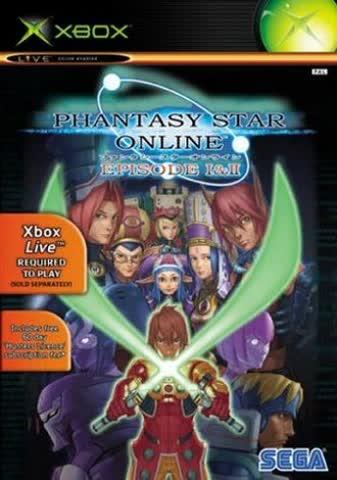 Phantasy Star Online - Episode I & II