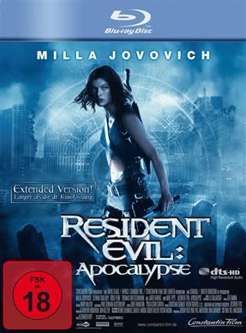 Resident Evil: Apocalypse ,