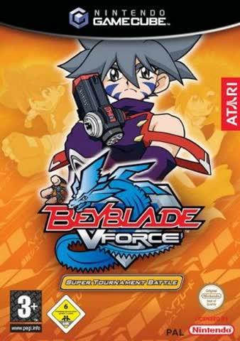 Beyblade - Super Tournament Battle